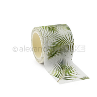 Alexandra Renke - Palm Leaves, Washiteippi, 40mmx10m