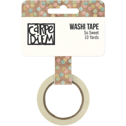 Simple Stories - Carpe Diem Oh Baby! Washi, So Sweet