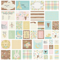Simple Stories - Sn@p! Card Pack Oh Baby!, 48 osaa