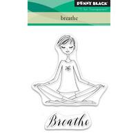 Penny Black - Breathe, Leima