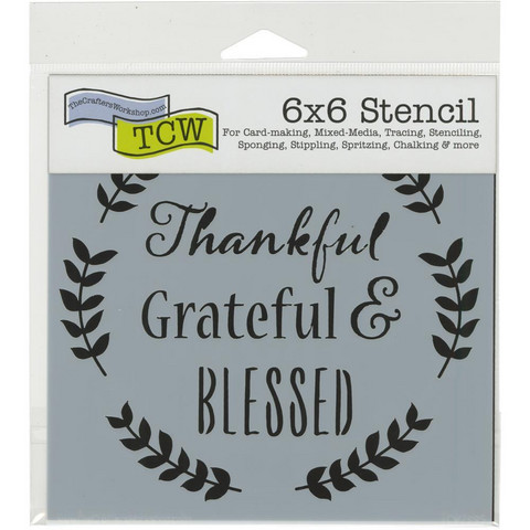 Crafter's Workshop - Thankful, 6