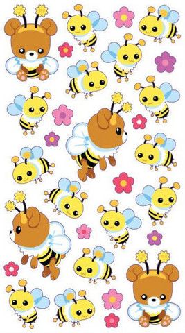 Tarra-arkki, Honey Bear 'n Bees