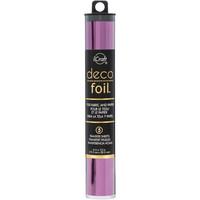 Deco Foil - Plum (T), 6