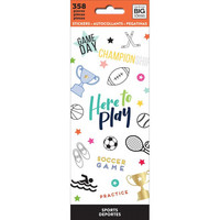 MAMBI - Happy Planner, Sports, Tarrasetti, 8arkkia