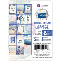Prima Marketing - Santorini Journaling Notecards, 3