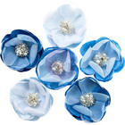 Prima Marketing -  Santorini Fabric Flowers, Messaria