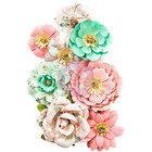 Prima Marketing -  Havana Mulberry Paper Flowers, Benita