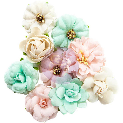 Prima Marketing -  Havana Mulberry Paper Flowers, Solana