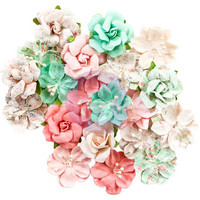 Prima Marketing -  Havana Mulberry Paper Flowers, Mirana