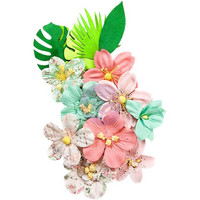 Prima Marketing -  Havana Mulberry Paper Flowers, Cardida