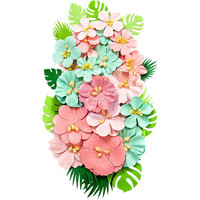 Prima Marketing -  Havana Mulberry Paper Flowers, Camila