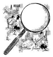 Woodware - Magnifying Glass, Leima