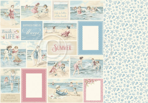 Pion Design - Seaside Stories - Beach life
