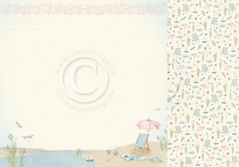 Pion Design - Seaside Stories - Summertime