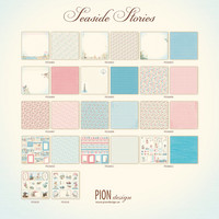 Pion Design - Seaside Stories-kokoelma