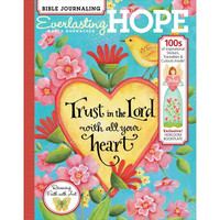 Soho - Bible Journaling-kirja, Everlasting Hope