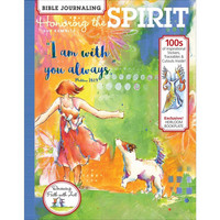 Soho - Bible Journaling-kirja, Honoring The Spirit