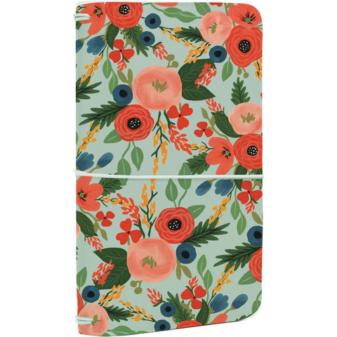 Echo Park - Traveler's Notebook,  Mint Floral