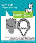 Lawn Fawn - Reveal Wheel Sweetest Flavor Add-On, Stanssisetti