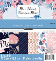 Craft Smith - Blue Blooms, Paperikko 6