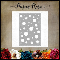 Paper Rose - Multi Spot Background, Stanssi