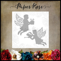 Paper Rose - Garden Fairies, Stanssi
