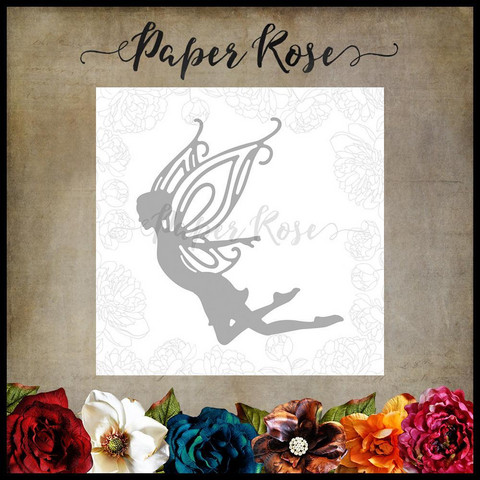 Paper Rose - Fairy Isabella, Stanssi