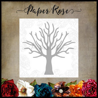 Paper Rose - Large Tree, Stanssi