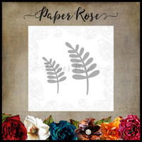 Paper Rose - Leaf 1, Stanssisetti