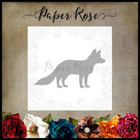 Paper Rose - Fox, Stanssi