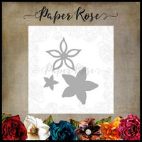 Paper Rose - Lyla Flowers, Stanssisetti