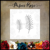 Paper Rose - Leaf 2, Stanssisetti