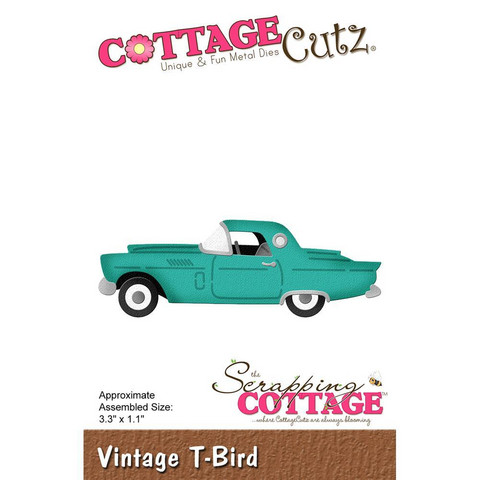 Cottage Cutz - Vintage T-Bird, Stanssi