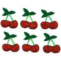 Dress It Up - Cherries, Koristenappisetti
