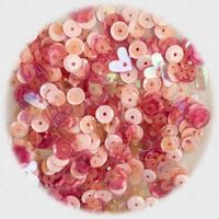 Lilac Lane - Paljettisetti, Blush