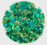 Lilac Lane - Paljettisetti, Emerald