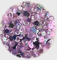 Lilac Lane - Paljettisetti, Lilac