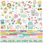 Simple Stories - Dream Big Cardstock Stickers 12