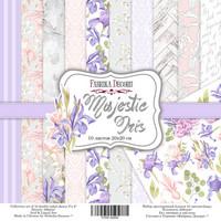 Paperikko, Majestic Iris, 8