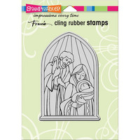Stampendous - Leima, Holy Nativity