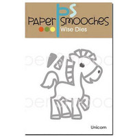 Paper Smooches - Stanssi, Unicorn