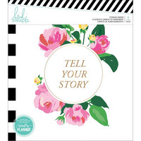 Heidi Swapp - Memory Planner Storage Binder, Fresh Start