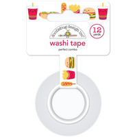 Doodlebug - Washi Tape, Perfect Combo, 15mmX11m
