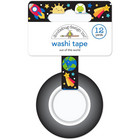 Doodlebug - Washi Tape, Out Of This World, 15mmX11m