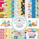 Doodlebug - Double-Sided Paper Pad 6