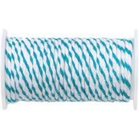 WeR - Memory Keepers Happy Jig Baker's Twine Wire, Blue