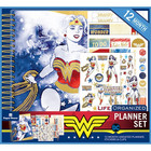 Paper House - Wonder Woman Planner Set, Kalenteriboksi