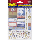 Paper House - Planner Stickers, Wonder Woman, Tarrasetti