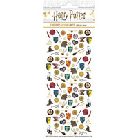 Paper House - Micro Stickers, Harry Potter, Tarrasetti
