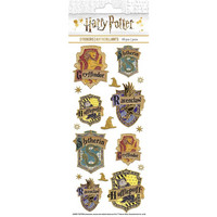 Paper House - Enamel Stickers, Harry Potter, Tarra-arkki
